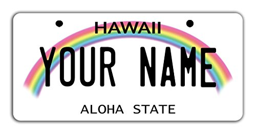 BleuReign Personalize Your Own Hawaii State Bicycle Bike Stroller Children's Toy Car 3