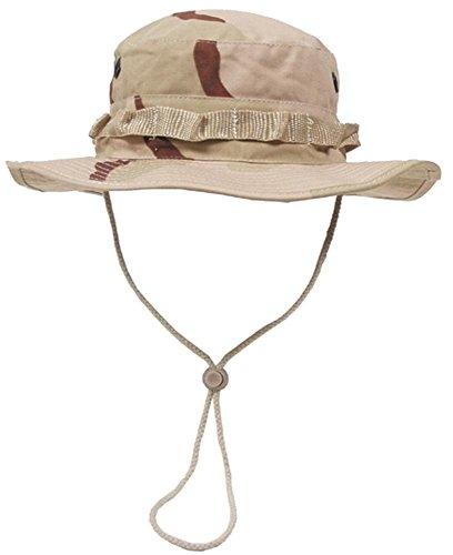 US GI Buschhut Boonie Hat 3 Farben-Desert S-XL M(57)