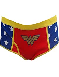 DC Comics Wonder Woman Panties