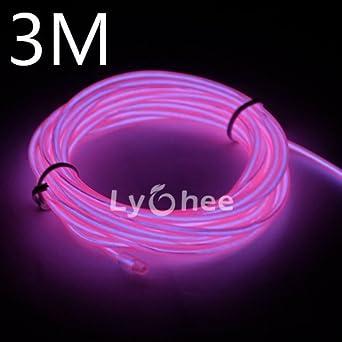 Lychee Flexibel 9 ft 3 m Neon Beleuchtung Draht Lichtschlauch ...