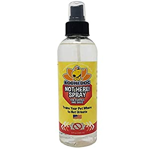 Bodhi Dog Not Here! Spray | Trains Your Pet Where Not to Urinate | Repellent & Training Corrector for Puppies & Dogs…