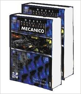 Marks, Manual Del Ingeniero Mecanico, 2 Tomos. Precio En Dolares: AVALLONE A. EUGENE MARKS, 2 TOMOS TAPA DURA: 9789684516427: Amazon.com: Books