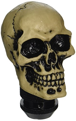 Pilot Automotive PM-2271 Lifelike Skull Manual Shift Knob