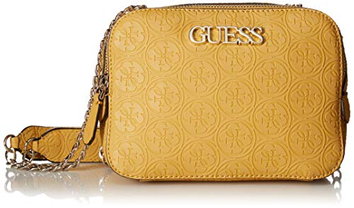 GUESS Heritage Convertible Camera, Marigold, One Size ()