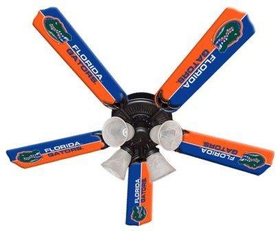 Ceiling Fan Designers NCAA Florida Gators Ceiling Fan