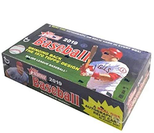 2019 Topps Heritage MLB Baseball HOBBY box (24 pk)