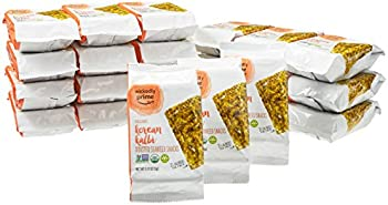 24 Pack Wickedly Organic Roasted Seaweed Snacks