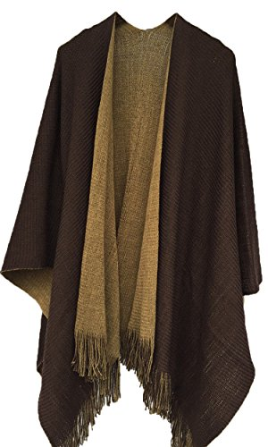 Foxexy Knitted Cashmere Cardigans Pashmina