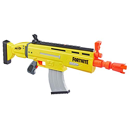 NERF Fortnite AR-L Elite Dart Blaster (Best Ak 47 On The Market)