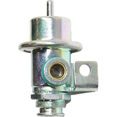 MAPM Premium CENTURY / IMPALA / MONTE CARLO / VENTURE / GRAND AM 00-05 FUEL PRESSURE REGULATOR, Straight Nipple Orientation