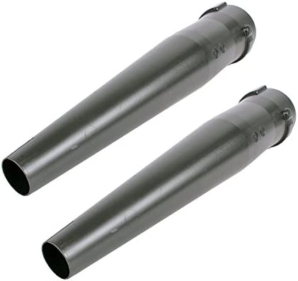 Husqvarna Blower Replacement Concentrator Pipes # 577079601-2Pk