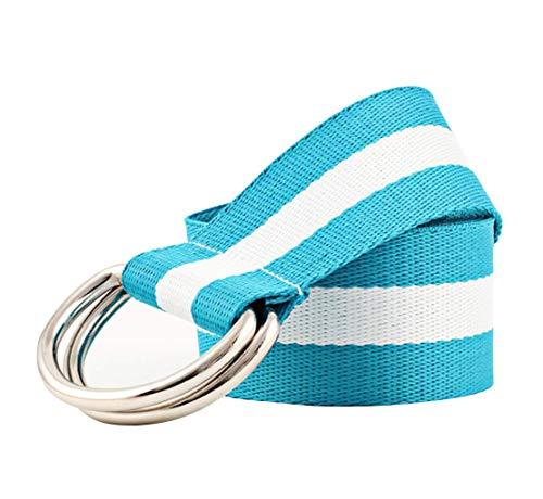 Cintura taglia weiß unica Acvip donna Blau 0qxFF6n