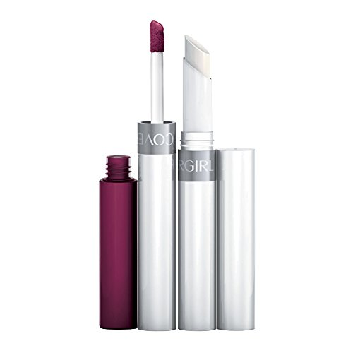 CoverGirl Outlast All-Day Lip Color, Unique Burgundy, 0.13 Ounce