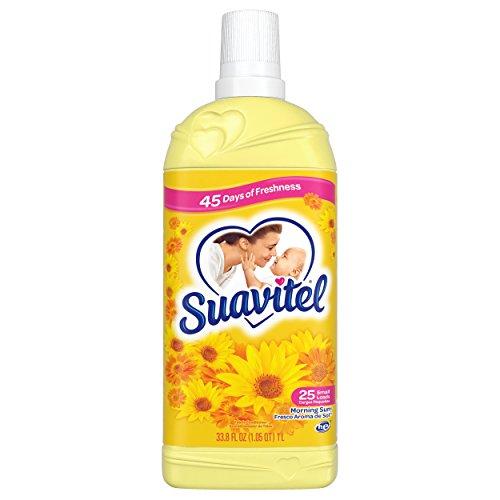 Suavitel Fabric Softener, Morning Sun, 33.8 Fluid Ounce by Suavitel (Image #6)