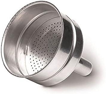 DeLonghi - Filtro embudo para cafetera Moka Alicia EMK2 - EMKP2 ...