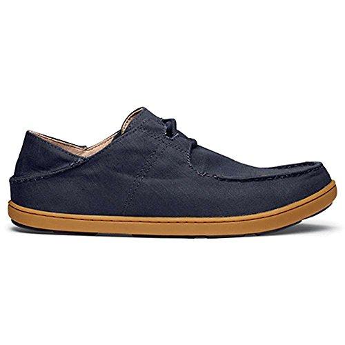 Olukai Heren Ohana Sneaker Twill Marine / Marine