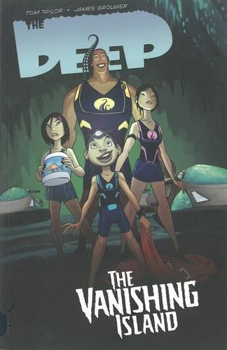 The Deep: The Vanishing Island