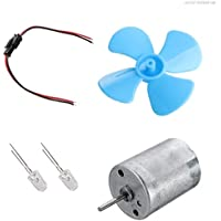 Kit generador de turbina eólica 2018 Generador micro dínamo DC 0-20 V gerador de energía