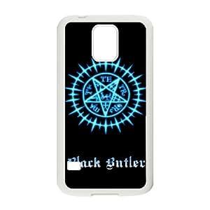 Samsung Galaxy S5 Phone Case Cover Black Butler BB8193