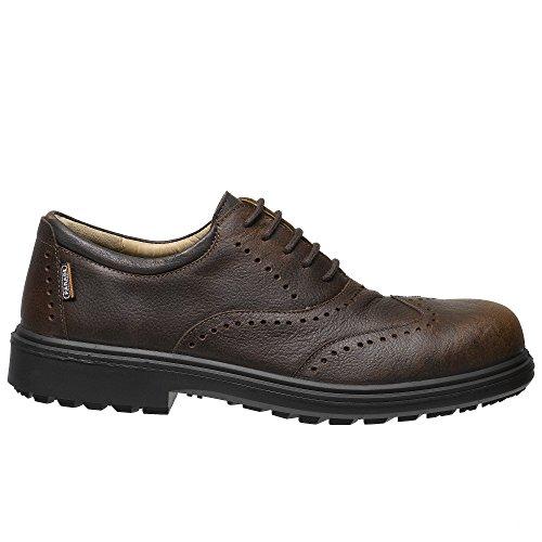 PARADE 07OSAKA*48 15 - Zapatos bajos de seguridad, color Marrón, talla 43