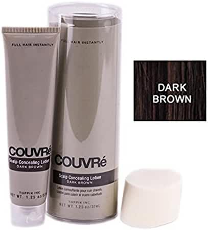 Couvre Alopecia Masking Lotion - 1.25 oz - Dark Brown by Couvre