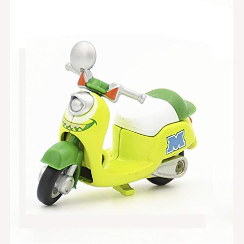 Cartoon Motorcycle Toy Animated Figures Monster Mouse for sale  Delivered anywhere in Canada