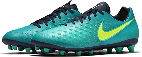 Nike Herren Magista Onda Ii Ag-Pro Fußballschuhe 375 RIO TEAL/VOLT-OBSIDIAN-CLR