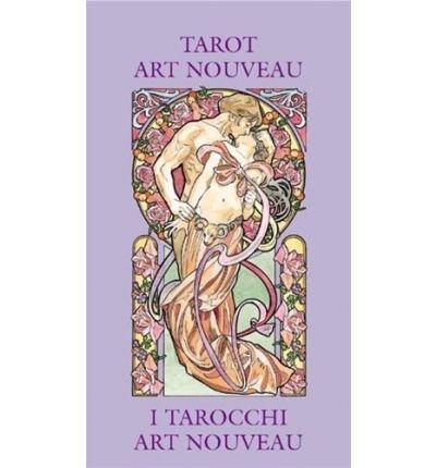[ [ [ Tarot Art Nouveau Mini (Miniature Decks) [ TAROT ART NOUVEAU MINI (MINIATURE DECKS) ] By Castelli, A ( Author )Dec-08-2003 Paperback