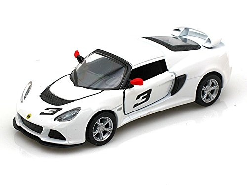 2012 Lotus Exige S 1/32 White