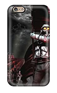 Pamela Sarich's Shop New Style 7377791K82387121 Iphone 6 Hard Back With Bumper Silicone Gel Tpu Case Cover Sci Fi Video Game