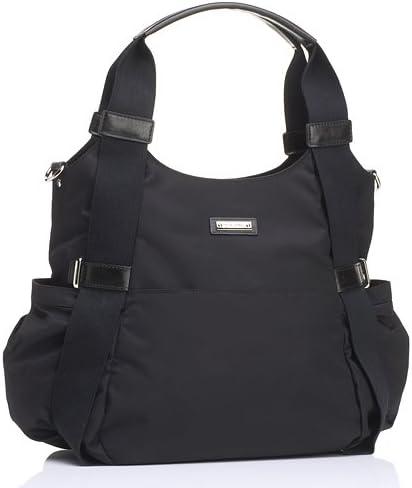 Black Multifunctional Lightweight Diaper Nappy NEW Storksak Large Changing Bag