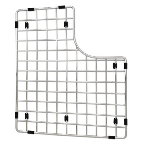 - Blanco 222429 Sink Grid, Fits Performa Silgranit II Double Bowl left bowl, Stainless Steel by Blanco