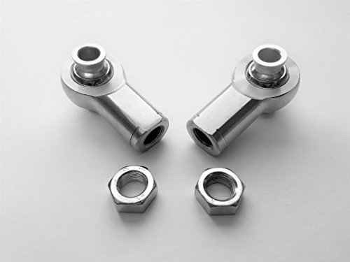 2 American Star 4130 Chromoly Racing Tie Rod Ends For RZR 570, 800, 800 S. 900 and Rangers