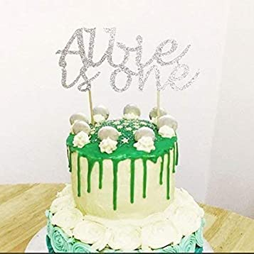 Admirable Custom Birthday Name And Age Party Cake Topper Cake Decoration Birthday Cards Printable Benkemecafe Filternl
