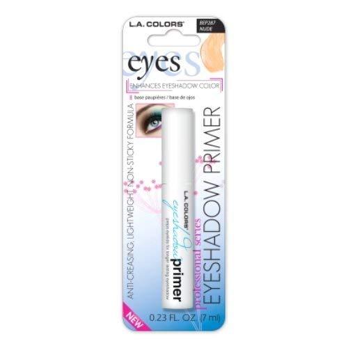 LA COLOR Eyeshadow Primer, Nude, 7 ml
