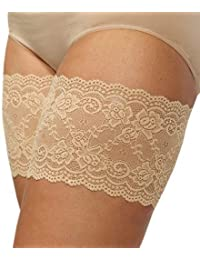 Elastic Anti-Chafing Thigh Bands - Prevent Thigh Chafing