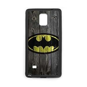 DIY Stylish Printing Batman Cover Custom Case For Samsung Galaxy Note 4 N9100 V6Q772629