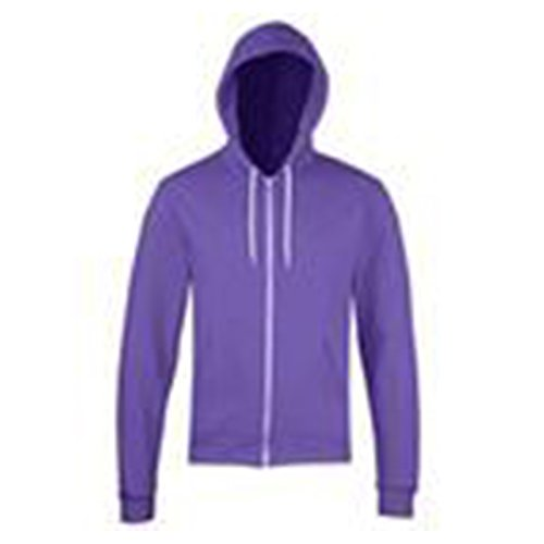 Apparel Purple Hoodie Men's Large Xx American gq60P