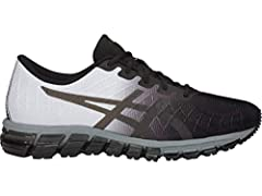 Enjoy all-day style and comfort in the GEL-QUANTUM 180 4 sportstyle shoe from ASICS. Contemporary in design, this men's lifestyle shoe is the latest version of the popular GEL-QUANTUM 180 series and promises to up your game when it comes to p...