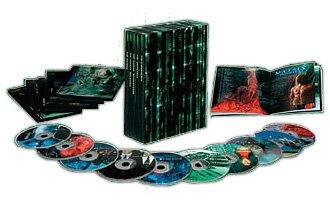 Matrix Ultimate Collection [Italia] [DVD]: Amazon.es: Matrix Ultimate, Matrix Ultimate: Cine y Series TV