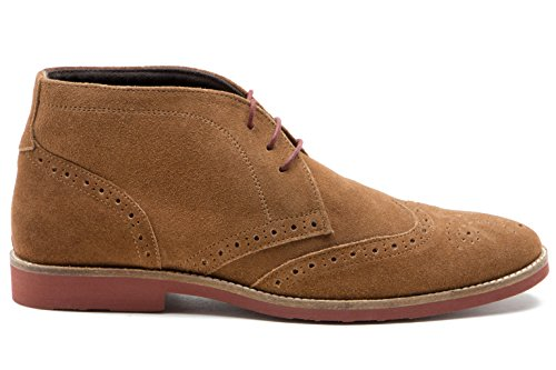 Red Tape Men Foxhill Tan Casual Boot