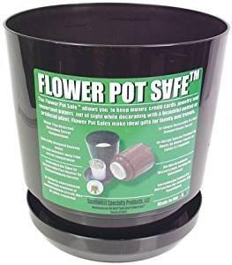 Flower Pot Safe Diversion Safe