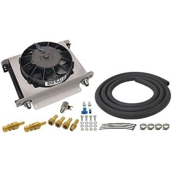 Amazon com: Derale 13950 Atomic-Cool Remote Cooler: Automotive