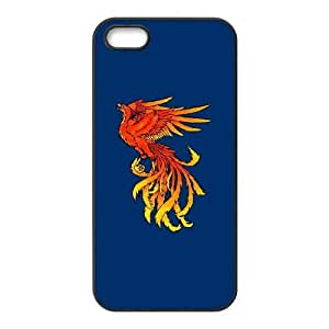 Phoenix iPhone 4 4s Cell Phone Case Black HX4453241