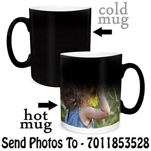 getexciting Ceramic Coffee Mug – Black, 325 ml Price & Reviews