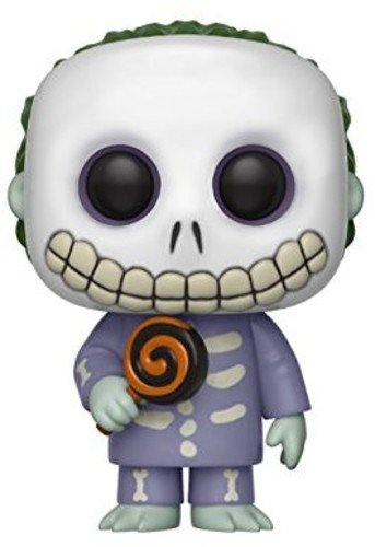 Funko Pop Disney: Nightmare Before Christmas-Barrel Collectible Figure, Multicolor