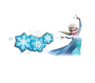 Uncle Milton Disney's Frozen Snowflake Light Dance Kit