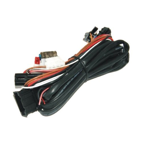 akhan AKH66164141 100KST02 Plug and Play Remote Control Cable Set Suitable for Sharan Galaxy 1996-2000 Alhambra