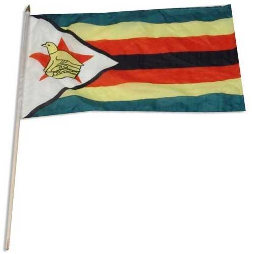(US Flag Store Zimbabwe Flag 12 x 18 inch)