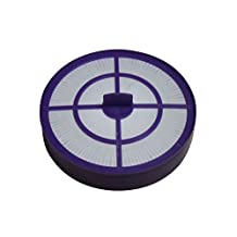 Generic Hepa POST Motor filter fits Dyson DC07 DC14 Vacuum Cleaner,Replaces OEM 901420-02,Washable and Reusable (Pack of 1)